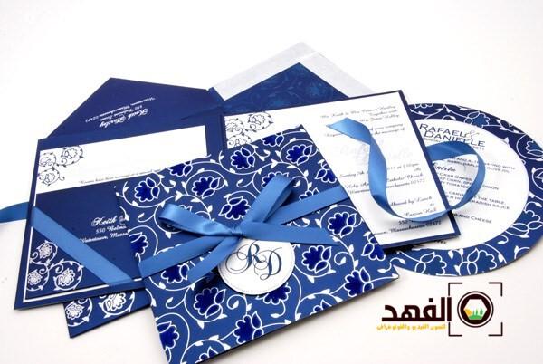 طباعه وتصميم بطاقات زواج