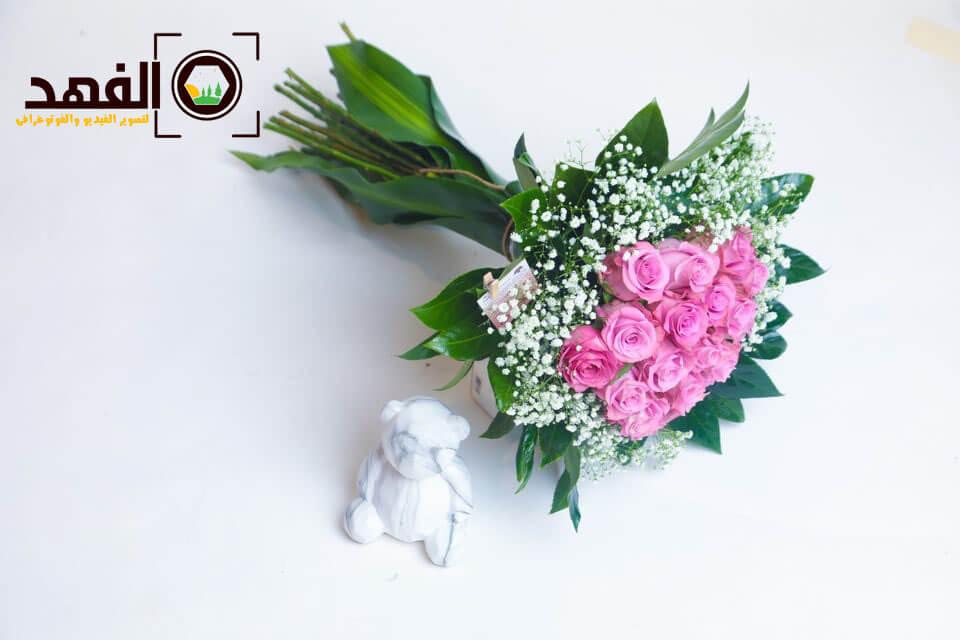 باقه من الزهور